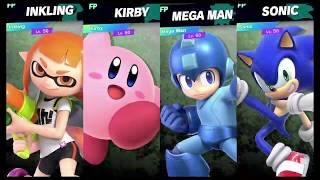 Super Smash Bros Ultimate Amiibo Fights Demande #2456 Cole Roblox jeux Tourney