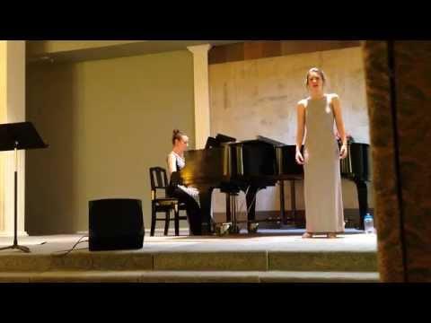 Kara Duval-Fowler, Senior Voice Recital
