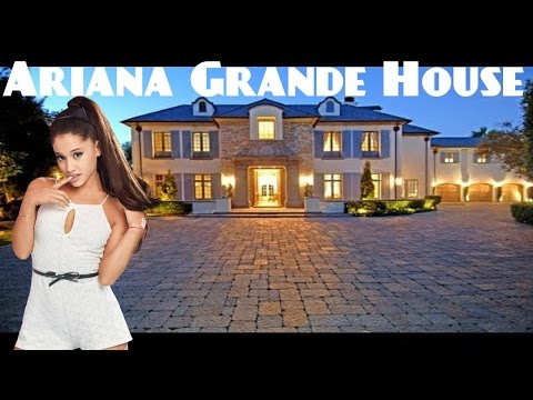 Ariana Grande House In Boca Raton | Ariana Grande's Mansion