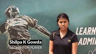 Badminton Player Shilpa K Gowda on Clash of Titan Sports War