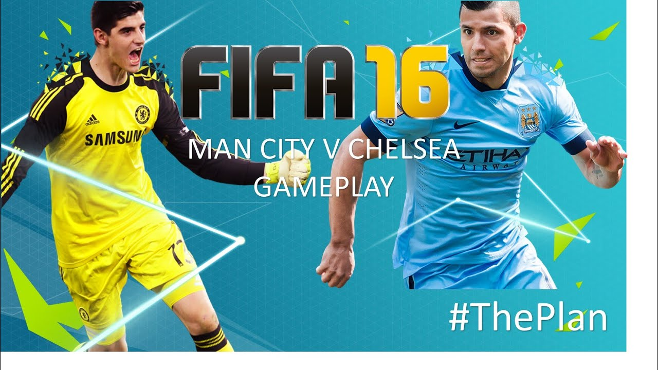 FIFA 16 DEMO MANCHESTER CITY VS CHELSEA - FIFA 16 PS4 - YouTube
