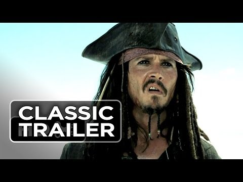 Pirates of the Caribbean: At Worlds End 2007  Trailer #1  Johnny Depp Movie HD