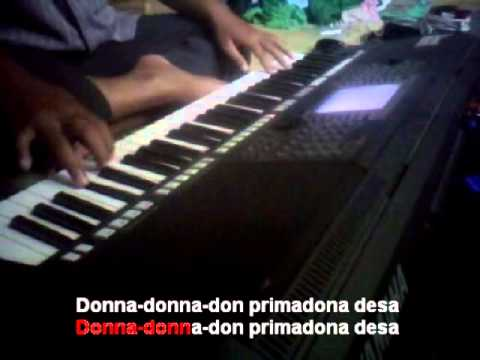 Primadona Desa Rhoma Irama Karaoke Yamaha PSR S750