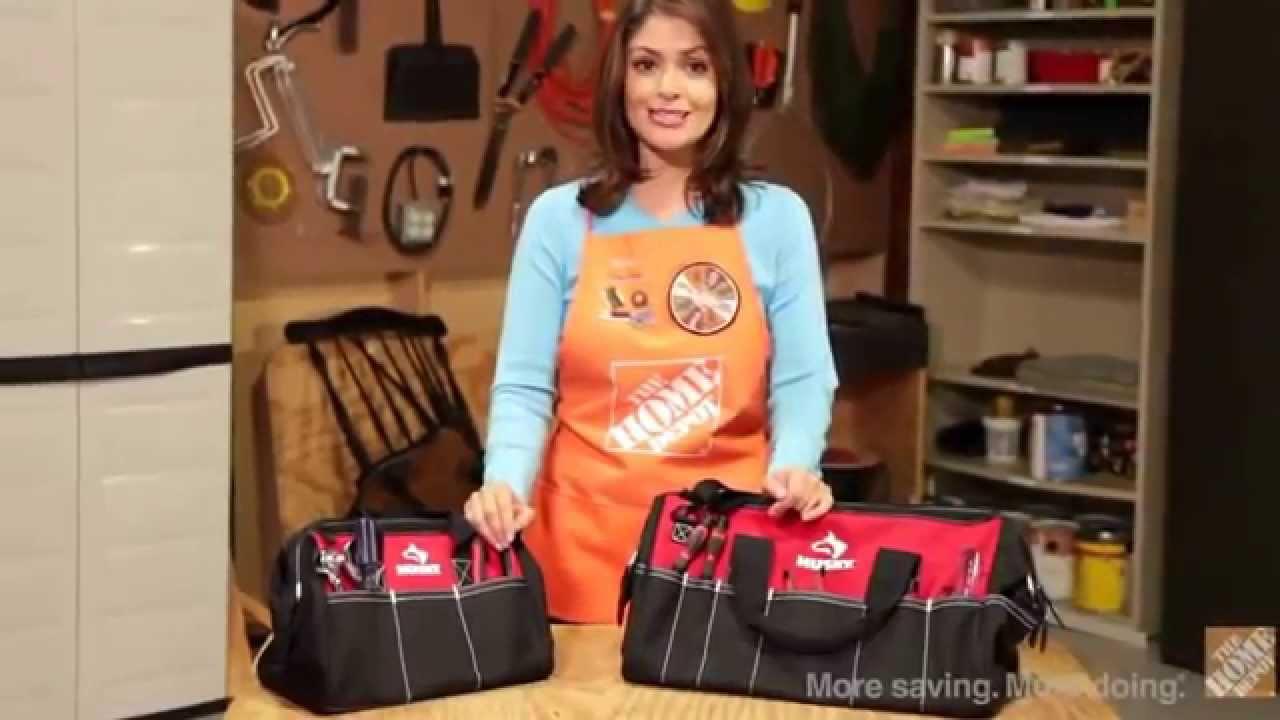 Husky 12 Inch Tool Bag
