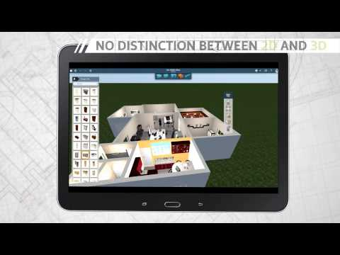 HOME DESIGN 3D - ANDROID VERSION (TRAILER) APP iOS ANDROID iPAD