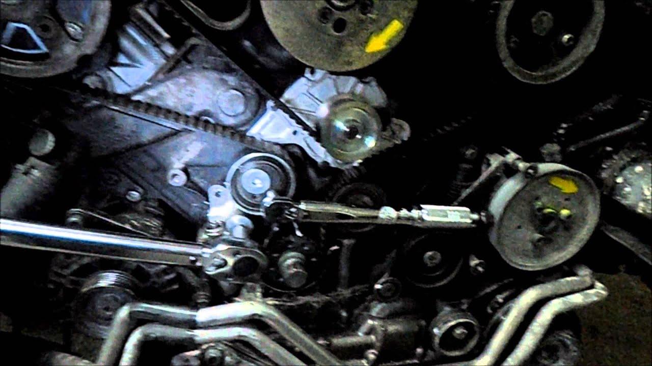 Brico Distribucion Audi A6 B4 C5 Allroad 2 5tdi Youtube