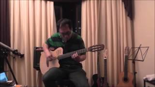 Abismo de Rosas (Americo Jacomino) - Violao Classico - Silvio Endo - Violao solo