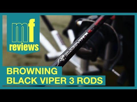 Browning Black Viper III Feeder Rods