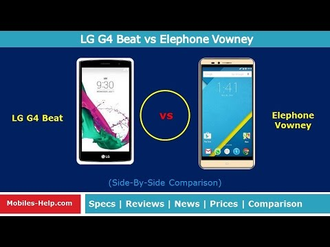 2a63ef3e76fcf7 LG G4 Beat Vs Elephone Vowney - Which Is Best For You? - YouTube