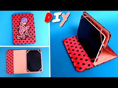DIY.Case for tablet.How to make tablet case. How to make ...