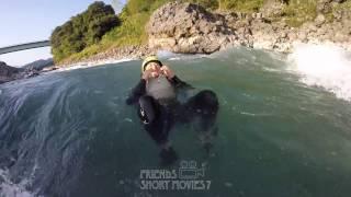 静岡富士川サップ体験 フレンズ《 短編動画 SSM7-3》