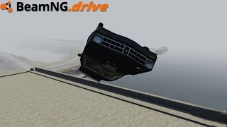 BeamNG.drive - CRASH HARD