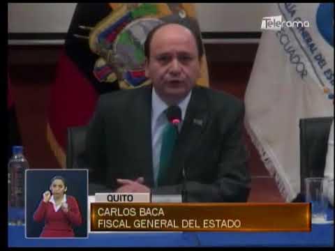 Fiscal General vinculará a Jorge Glas en el caso Odebrecht
