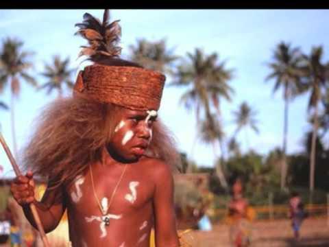 Melanesia Black Pacific Islanders