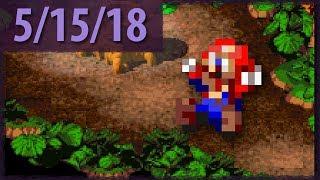 SUPER MARIO RPG (Frog Puns) ⫽ BarryIsStreaming