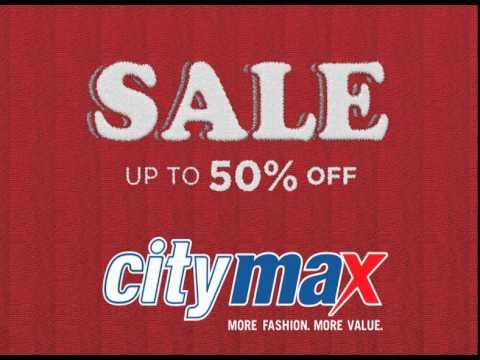 CityMax Summer  Sale 50%off   Othaim mall