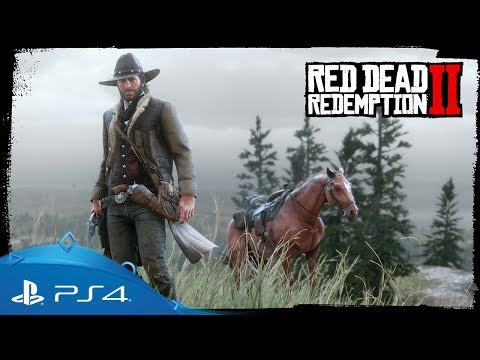 Red Dead Redemption 2 | PlayStation 4 Early Access Content | PS4