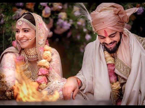 Virat Kohli And Anushka Sharma Marriage Ceremony   Leaked Full Viral Video (HD)