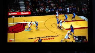 NBA 2k13 Demo Gameplay