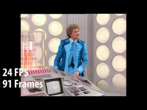Colin Baker Blue Coat test