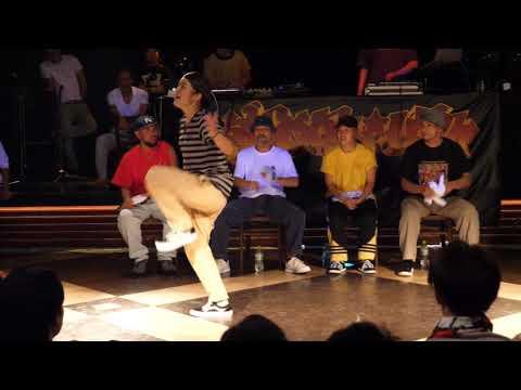 @yaka vs Jsun FINAL Hook up!! LOCKIN DANCE BATTLE 17/8/18