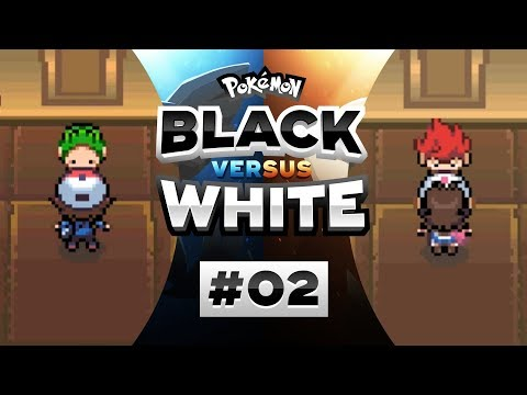 Pokemon Black And White Versus - EP02 | FREAKING GHOST TYPES!