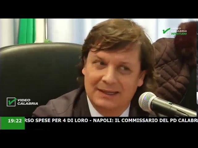InfoStudio il telegiornale della Calabria notizie e approfondimenti - 13 Dicembre 2019 ore 19.15