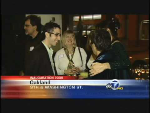 Clips From The Inauguration Party - Sustainable Business Alliance, Green Chamber & Green Drinks