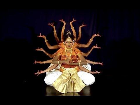 Sridevi Nrithyalaya - Bharathanatyam Dance - AGNI LINGAM - A musical dance teaser -