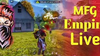Free Fire Kannada Live | MFG EMPIRE Live