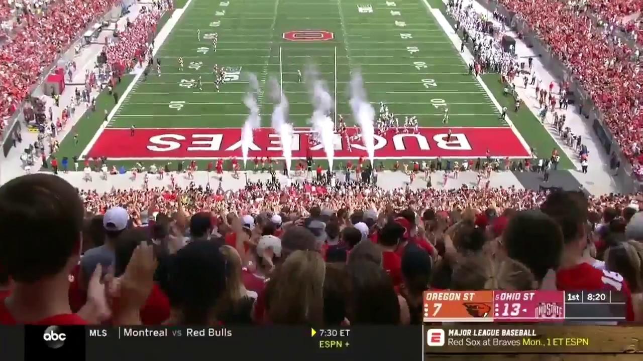 Live score, updates: Oregon State football vs. Ohio State Buckeyes in season ...