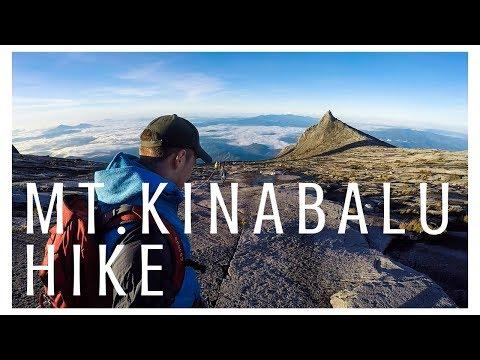 Mount Kinabalu Hike | Digital Nomad VLOG | Malaysia, Borneo