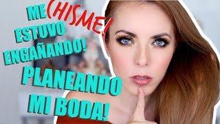 PLANEANDO MI BODA!: CHISME MIENTRAS ME MAQUILLO!