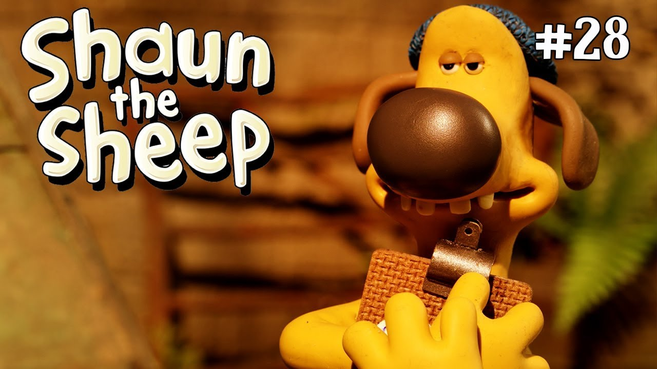 Gambar sempurna - Shaun the Sheep [Picture Perfect]