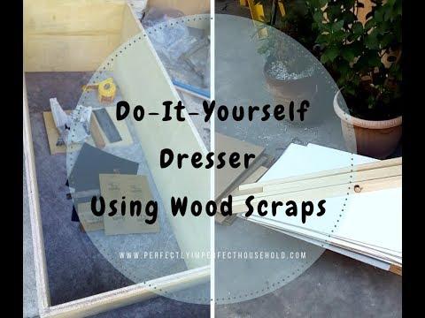 DIY Dresser Home Project Part1