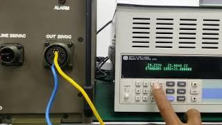 Power Supply PU28-50MLT/1 Repairs by Dynamics Circuit (S) Pte. Ltd.