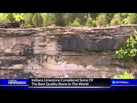 Hidden Places: Indiana's Limestone Quarries