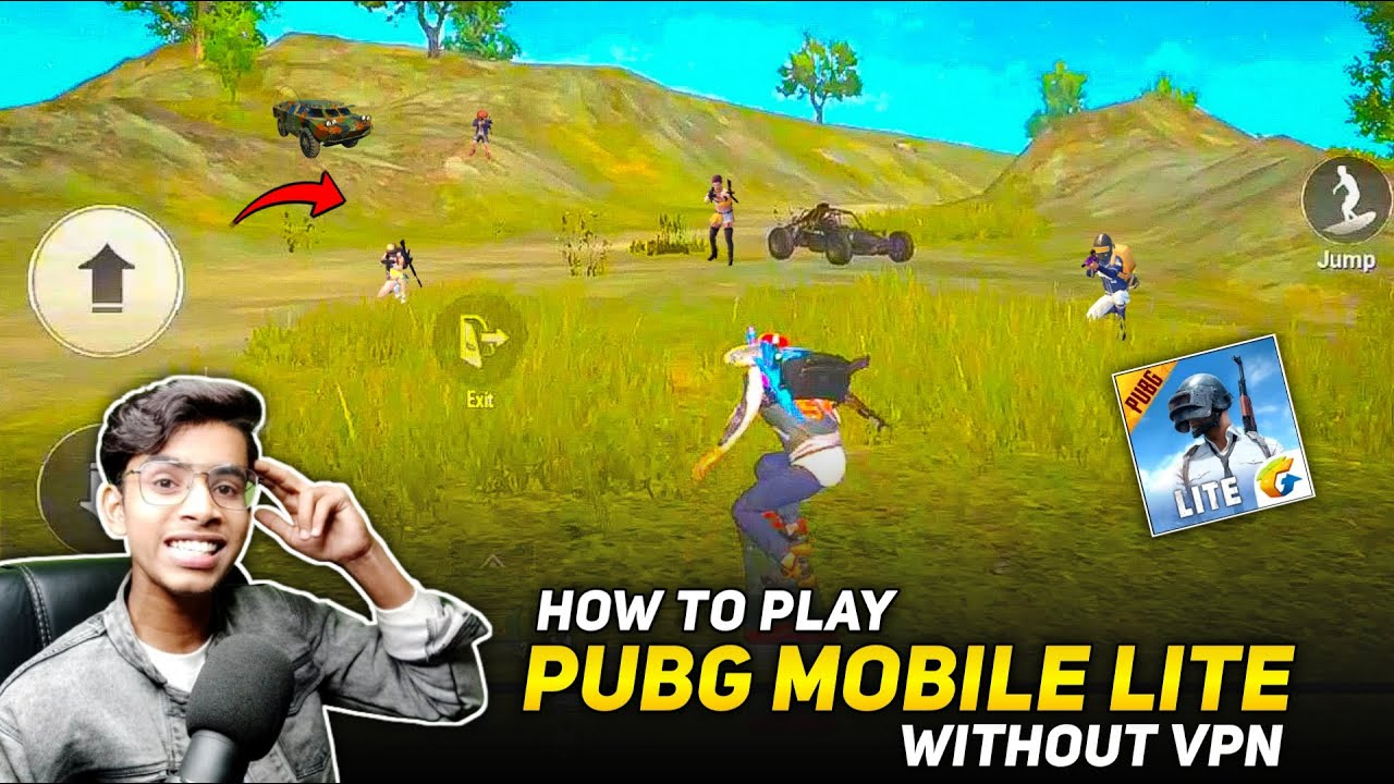 How To Play PUBG Mobile Lite Without VPN - Secret Trick 😍