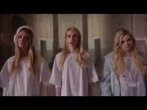 Scream Queens 1x13 - The Chanels goes to the asylum
