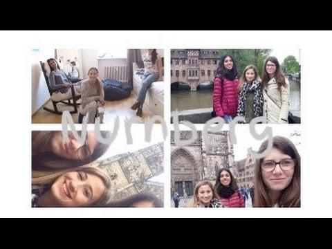 Nürnberg Travel Vlog - A Norimberga per il compleanno della Linda ❤︎