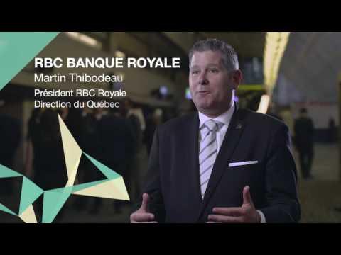 RBC Banque Royale - Lauréat Mercuriades 2016