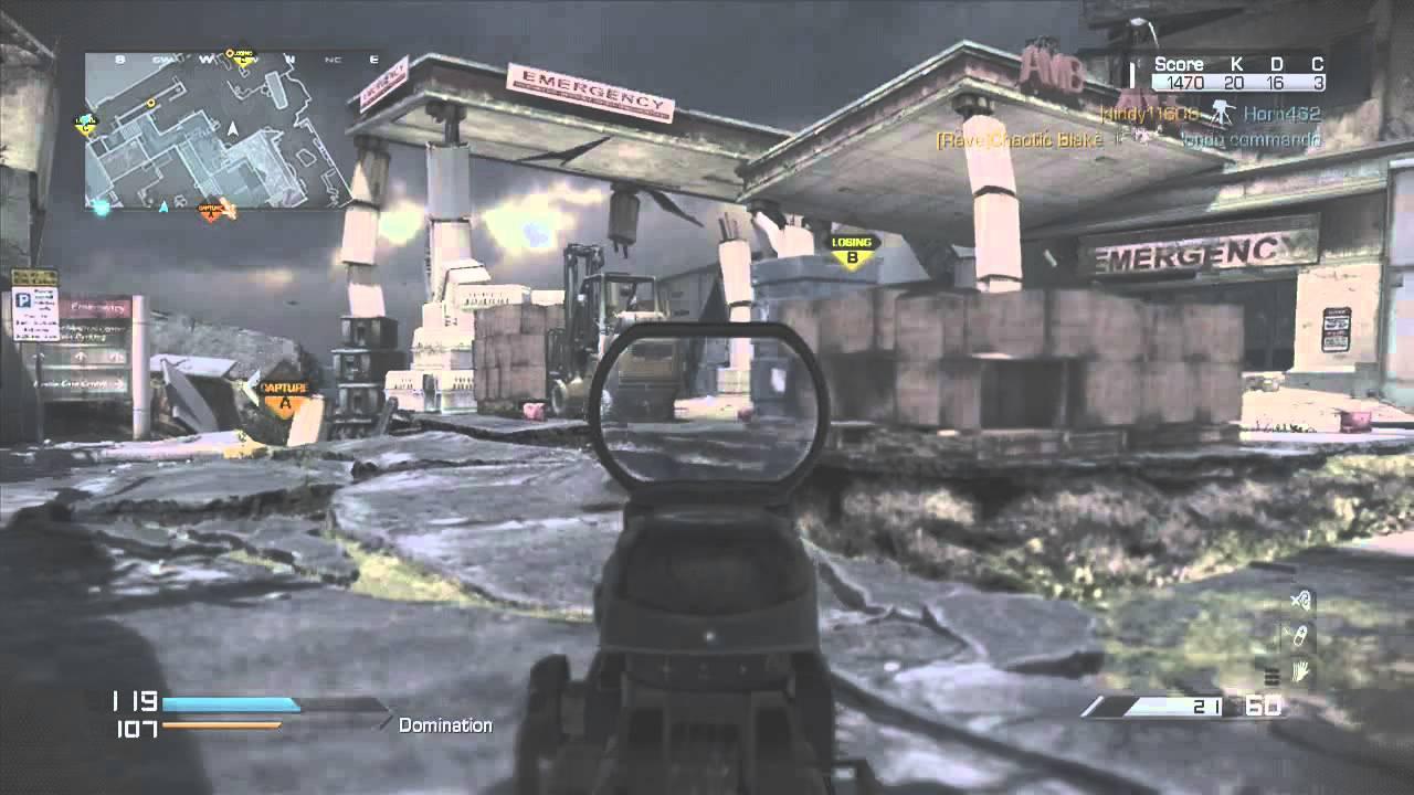 The best gun in cod ghosts youtube