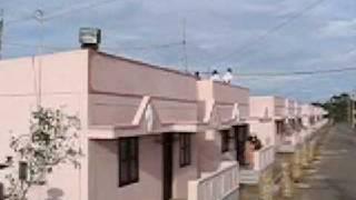 Amma hands over  Tsunami Houses in Nagapattinam