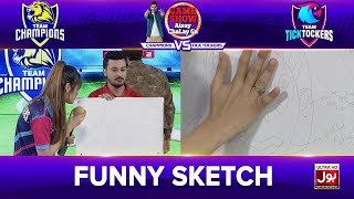 Funny Sketch | Game Show Aisay Chalay Ga League Season 2 | TickTock Vs Champion