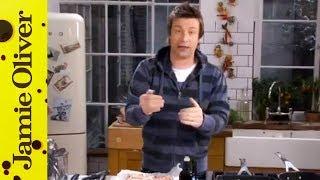 Jamie Oliver live in Australia making piri piri chicken
