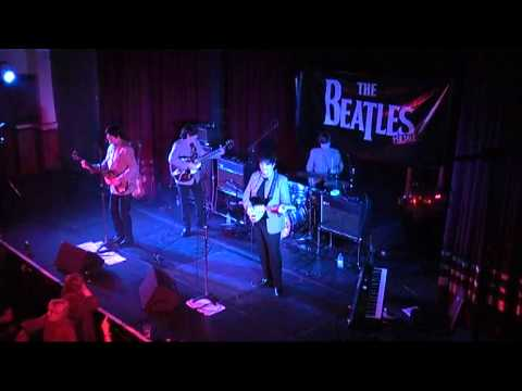 The Beatles For Sale live @ The Paget Rooms 2012
