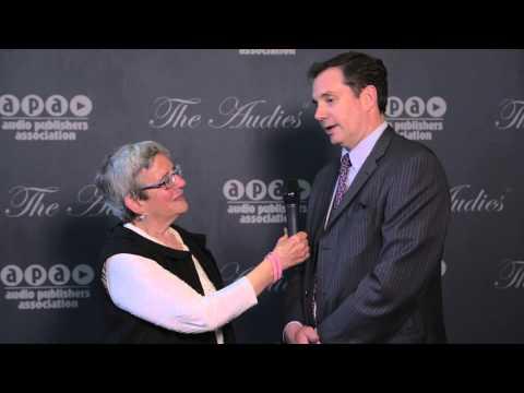 Audies Interviews - Chris Lynch (part 03)