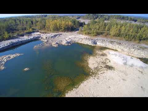 Drone video of gasport ny