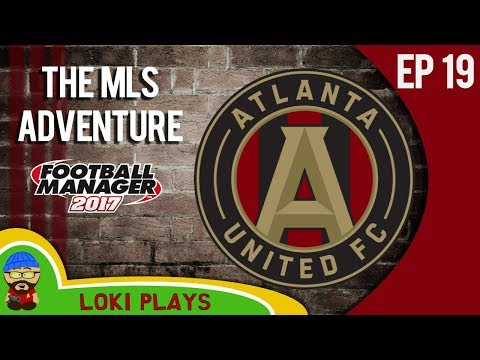 ⚽ FM17 - The MLS Adventure - EP19 - WE DID A TRADE!!!! WE DID IT BOYS!!!!  sorta