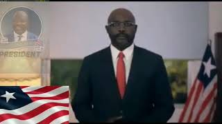 CDC George Weah Message To Liberia